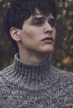 The Guardian /  model Simon Van Meervenne