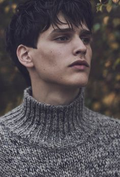 The Guardian /  model Simon Van Meervenne