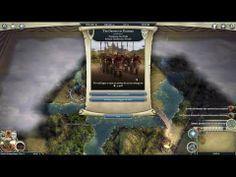 Age of Wonders III Gameplay Video - Archdruid, Random Map Generator - http://leviathyn.com/news/2014/02/14/age-wonders-iii-gameplay-video-show-archdruid-random-map-generator/