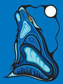 Art That Moves Me. Inuit Kunst, Arte Inuit, Arte Haida, Haida Art, Inuit Art, Native American Artwork, American Indian Art, Claudia Tremblay, Kunst Der Aborigines