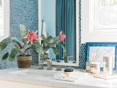 HGTV Terrace Bathroom Pictures From HGTV Dream Home 2016   http://www.hgtv.com/design/hgtv-dream-home/2016/terrace-bathroom-pictures-from-hgtv-dream-home-2016-pictures