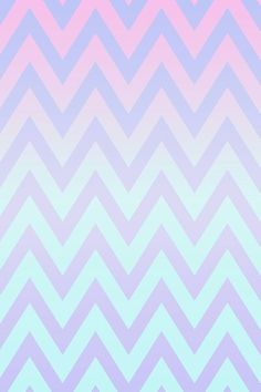 ♡ pastel colored chevron pattern pink to blue with pale purple zig zag - iphone background wallpaper cell phone