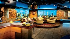 WPIX - New York - Talk Shows Set Design - 1