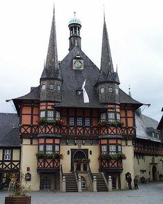 Das schönste Rathaus der Welt in meiner kleinen bunten Stadt <3