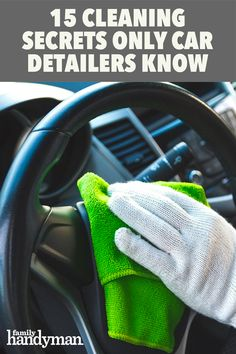 Car Cleaning Hacks, Deep Cleaning Tips, Toilet Cleaning, House Cleaning Tips, Cleaning Solutions, Spring Cleaning, Clean Car Tips, Car Interior Cleaning, Clean Car Seats