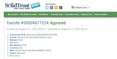 AdClikXpress Withdrawal Proof no 31 ! I am getting paid daily at ACX and here is proof of my latest withdrawal. This is not a scam and I love making money online with Ad Click Xpress. Here is my Withdrawal Proof from AdClickXpress. I get paid daily and I can withdraw daily. http://www.adclickxpress.com/?r=ddtpecko&p=aa
