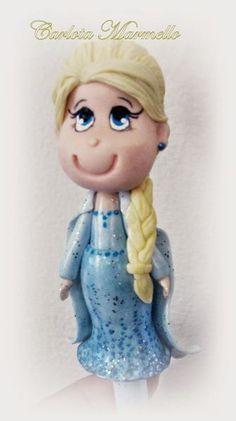 Ponteira Elsa- INDIVIDUAL