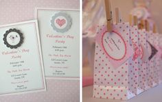 love the gift tag pinned with clothespin
