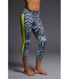Fall in love with these moisture wicking fitness capris, made with love by Onzie Yoga Wear @ http://fitnessfashions.com/onzie-hot-yoga-capris/3931--onzie-hot-yoga-graphic-capri-241-mixer-mixing.html