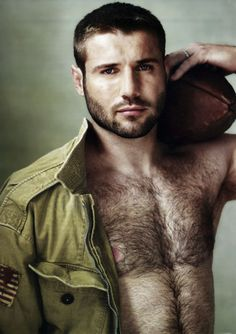 The only and only Ben Cohen. Real-live Superhero.