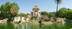 Font de la Cascada, Parc de la Ciutadella. #Barcelona  Click on this photo to discover the top attractions and free things to do in Barcelona!