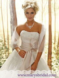 5637 Close-up Mary's Bridal, Close Up, Ball Gowns, Wedding Ideas, Wedding Dresses, Fashion, Ballroom Gowns, Bride Dresses, Moda