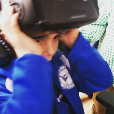 One thing the Oculus Rift can be used for in the future is punishment on a child or teenager. You put the device over there head and make them watch informational documentary's on how to behave.     #tryitout