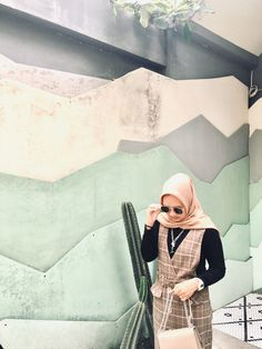 #ootdhijab Ootd Hijab, Hijab Outfit, Outfits, Art, Art Background, Suits, Kunst, Hijab Tutorial, Performing Arts