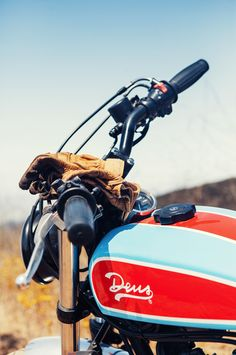 Deus Ex Machina custom #motorcycle #motorbike