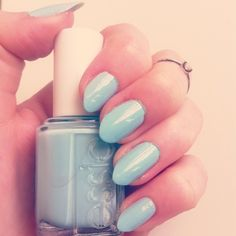 Essie Mint Candy Apple.