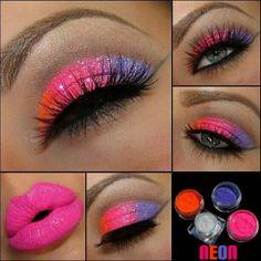 Acryl Neon: http://www.metoenailsforyou.nl/a-29172500/classic-poeder/neon-1-pink/  Gel Neon: http://www.metoenailsforyou.nl/a-35947161/gel-neon/gel-neon-pink/