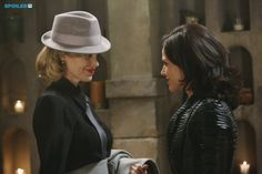 "#OnceUponATime 4x15 ""Enter the Dragon"" - Maleficent and Regina"