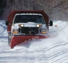 Fenway Backbay Snow Plowing