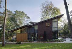 Nieuwbouw villa, Bilthoven. Ontwerp Cita architecten
