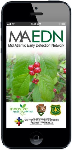 Bugwood Apps - the Center for Invasive Species and Ecosystem Health