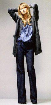 Was trägt man dazu? - Bluse: Trends, Star-Looks,  Styling-Tipps - Was ist ebenso zeitlos wie die Bluse? Die Jeans natürlich. Vergessen Sie diesen ewigen Begleiter also nicht wenn Sie morgens in aller Eile Ihren Schrank nach einem passenden Blusen-Partner durchstöbern...