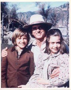 Pa, James & Cassandra