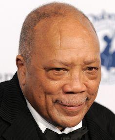 Quincy Jones 14-03-1933   Hij is van oorsprong jazzmuzikant, maar vanaf 1951 oogstte hij aan de lopende band successen als arrangeur en producer. Jones is drie keer getrouwd geweest, van 1991 tot 1997 woonde hij samen met actrice Nastassja Kinski, met wie hij een dochter heeft. https://youtu.be/xl_TWGo3JMc