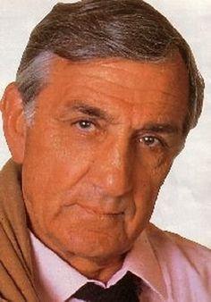 Lino Ventura - he was a brilliant French actor