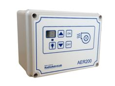 Speed regulator for air control in health care AER200