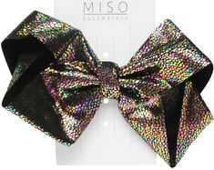 Visit our website to view our full range of girl's accesories, including this Miso Iridescent Junior Girls Bow - order yours today! Fashion Accessories, Hair Accessories, Girls Bows, Easy To Use, Iridescent, Hair Bows, Kids Outfits, Finding Yourself, Crocodile