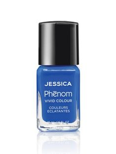 Color: Blue Finish: Crème Product ID : PHEN-035 7-FREE, Cruelty-Free, Vegan Friendly