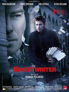The Ghost Writer - Roman Polanski (2010).