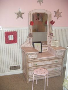 shabby+shic+girls+room | Shabby Chic little girls room , My little girl wanted a pink room so ...