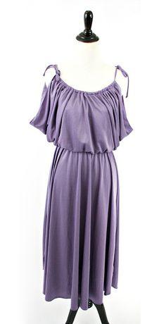 Iris Grecian Goddess Dress