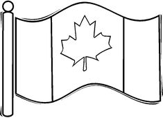 Free Kids Coloring Pages Canadian Flag To Go With Sonlights Create A Calendar For December When The Inuits Are Featured