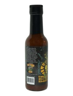 Simply delicious, the Hellacious Hot Sauce has the right heat level to slather onto any dish. Slight sweetness from the agave & habanero is balanced by the tart lime juice. Hot Sauces, Lime Juice, Hot Sauce Bottles, Beer Bottle, Brooklyn, River, Drinks, Key Lime Juice, Drinking