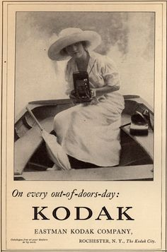 Kodak – On every out-of-doors-day: (1912)
