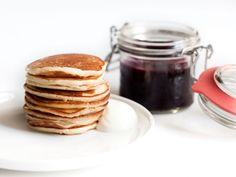 Raised pancakes (Svele in Norwegian) from Oslofjord, Norway
