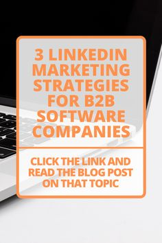 3 LinkedIn Marketing Strategies For Software Companies Business Marketing, Marketing Ideas, Online Marketing, Marketing Strategies, Marketing Training, Affiliate Marketing, Social Media Digital Marketing, Start Up Business, Business Tips