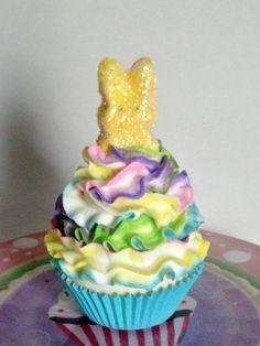Marshmallow Peeps Bunny Inspired Easter  #ExpressYourPeepsonality