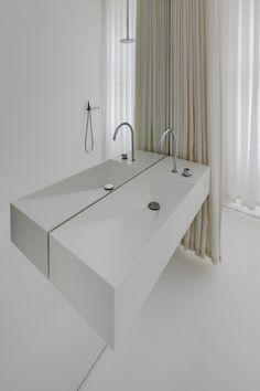 Duschdraperi som blickfång i badrum | Badrumsdrömmar