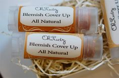You Choose Blemish Coverup Makeup  Medium to Heavy by OhSudz
