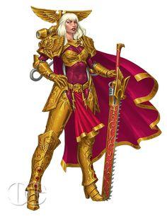 Cheesecake, Warhammer 40k, Artworks, Princess Zelda, Deviantart, Female, Gallery, Fictional Characters, Roof Rack