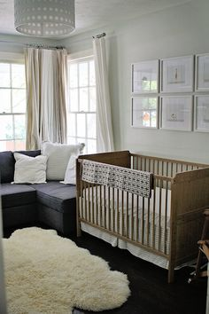 Project Nursery - Monochromatic Nursery