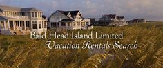 Bald Head Island Vacation Rentals