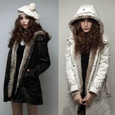 Find More Down & Parkas Information about 2014 New Women Coat Faux Fur Lining Parkas with Belt Winter Long Ladies Hooded Zipper Detachable Lined Parka Outerwear Plus Size,High Quality Down & Parkas from meilishuo on Aliexpress.com