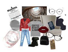 """""""Bookworm"""" by shemu5ic on Polyvore featuring moda, Bebe, Marc Jacobs, Pier 1 Imports, Refresh, Lime Crime, Tom Ford y Casetify"""