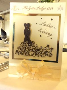 Tattered Lace Dress Lace Dress, Projects To Try, Frame, Cards, Home Decor, Picture Frame, Decoration Home, Room Decor, Frames
