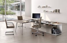 Keypiece Communication Desk | Walter Knoll